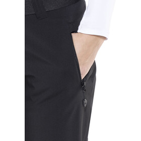 Maier Sports Tech Pants Pantalon Softshell Femme, black
